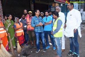 MAA Team Takes Part in Cleanliness Program