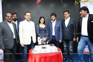 Samantha Launches Oneplus Mobiles At Big C