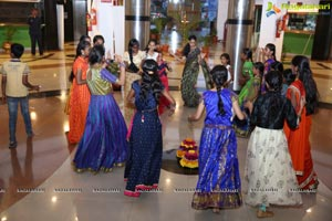 Telangana Bathukamma Celebrations