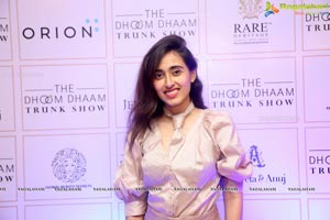 The Dhoom Dhaam Trunk Show