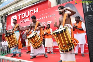Touch Mobiles Store Launch at Dilsukhnagar