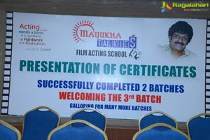 Mayukha Film Acting School