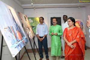 VSL Visual Art Gallery Perseverance Art Show