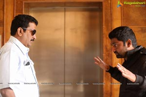 Chanakya Movie Working Stills