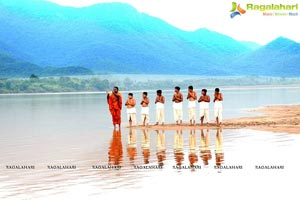 Paramanandayya Sishyla Katha Working Stills