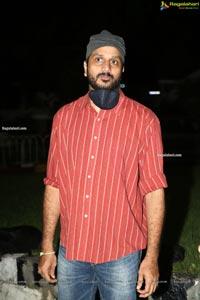 Jayesh Ranjan Watches Nishabdham Movie