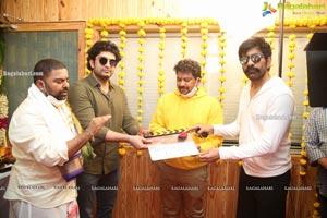 Raviteja's Khiladi Movie Opening