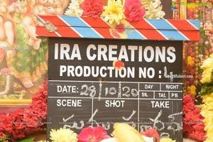 Naga Shaurya - IRA Creations - Aneesha Krishna Film Opening