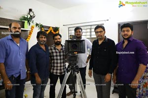 Sri Vennela Creations - Sudhakar Reddy Film Launch