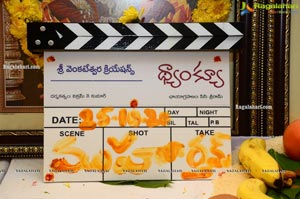 Naga Chaitanya's Thank You Movie Launch