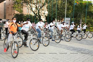 EEMA's 'Cyclothon-India on the Move'