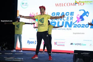 Grace Cancer Run 2020 Hyderabad