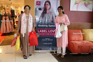 Label Love Exhibition and Sale October 2020