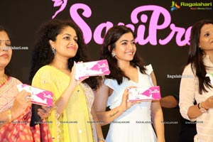 Sanipro Sanitary Napkins Launch