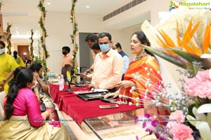 Sriyeras Jewels Pre-Launch Celebrations