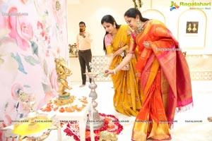 Sriyeras Jewels Pre-Launch Celebrations