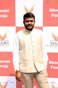 Vistara Luxury Lifestyle Apartments Logo Launch