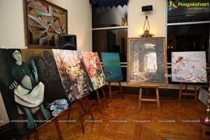 VSL Visual Art Gallery Epitome at ITC Kakatiya