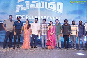Maha Samudram Movie Pre-Release Event