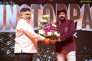 Nandamuri Balakrishna Launches Aha Originals Unstoppable