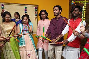 Lakhotia College Of Design Celebrates Navaratri Utsav 2021