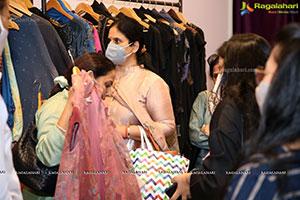 Pandora Fashion Exhibition at Taj Deccan Hyderabad
