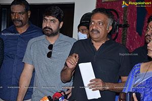 Prakash Raj Controversial Press Meet Maa Elections 2021