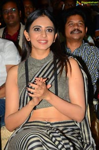 Abhinetri Music Launch Photos