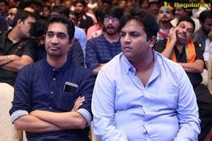 Abhinetri Music Launch Photos