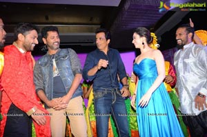 Abhinetri Music Release Photos