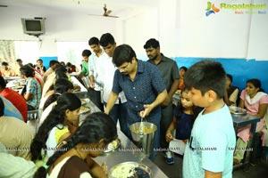 Boyapati Srinu Kids Birthday Celebrations