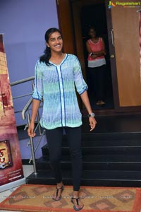 Pullela Gopichand PV Sindhu Janatha Garage