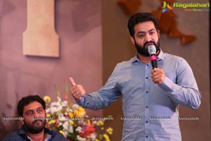Janatha Garage Thanks Meet Pics