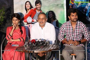 Majnu Press Meet