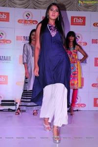 Fashion Show Big Bazaar