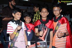 Alto Hyderabad Comic Con 2016