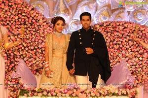 Jayesh Mulani-Sonu Khitri Wedding Reception