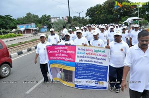 LIC Health Care Walk