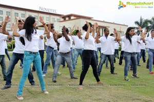 Novotel Airport Employee Celebration Week