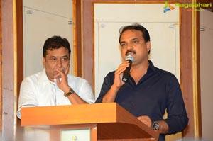 Manam Saitam Press Meet