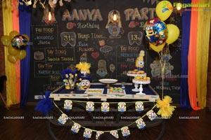 Aanya & Parth Birthday Party