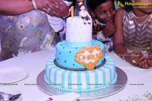 Dhruvender 1st Birthday