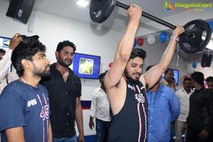 F45 Gym Guntur Launch