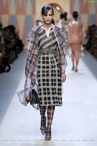 Fendi 2018 Fashion Show