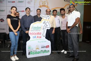 Freedom Hyderabad 10K Run
