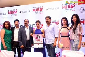 Trends Miss Hyderabad 2017 Launch
