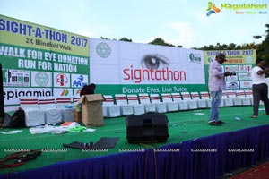 Eye Donation Run for nation marathon 2017