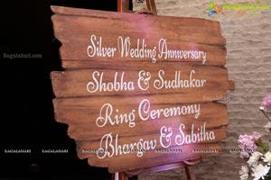 Wedding Anniversary Ring Ceremony