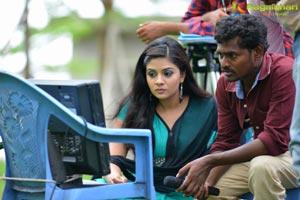 B. Tech Babulu Working Stills