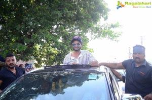 Sudhir Babu Fans Meet